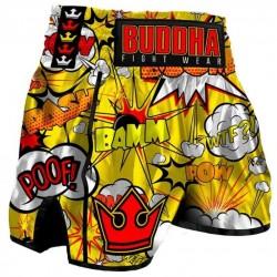 Pantalones de muay thai Baam AM