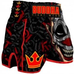Pantalones muay thai Buddha...