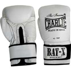 guantes boxeo batx blanco