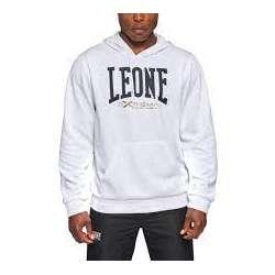 Sudadera boxeo Leone ABX111 blanca
