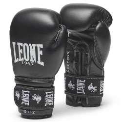 Guantes boxeo Leone ambassador (negro)