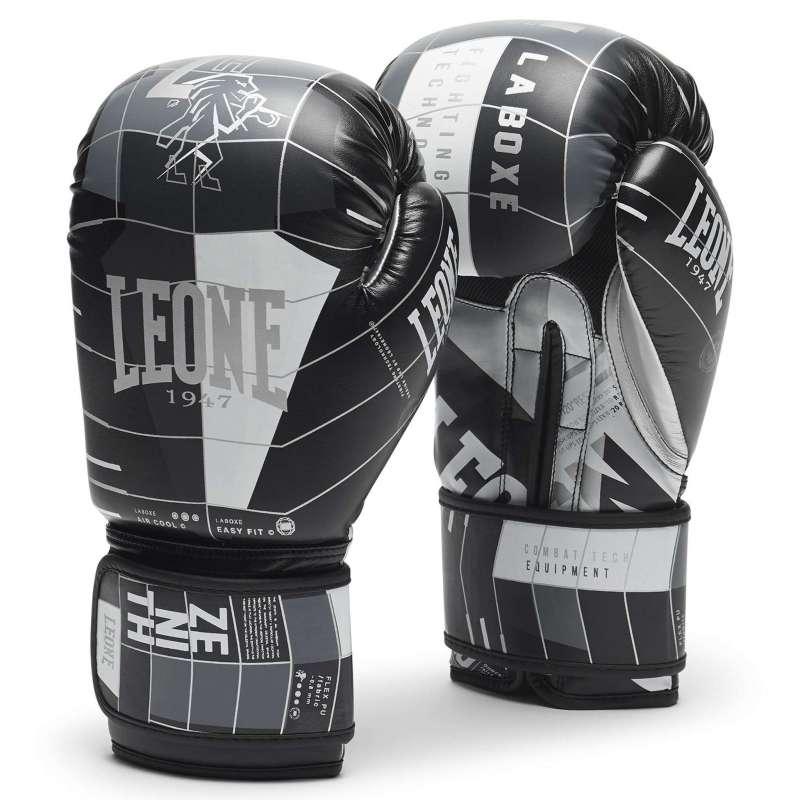 Guantes kick boxing Leone zenith GN323