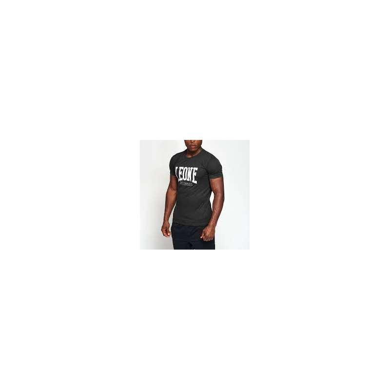Leone camiseta ABX106 negra