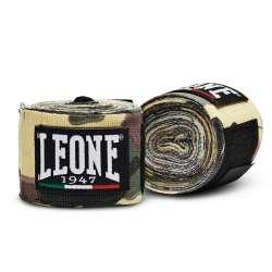 Vendas muay thai Leone (camuflaje)