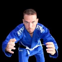 Kimono BJJ Utuk kimura azul