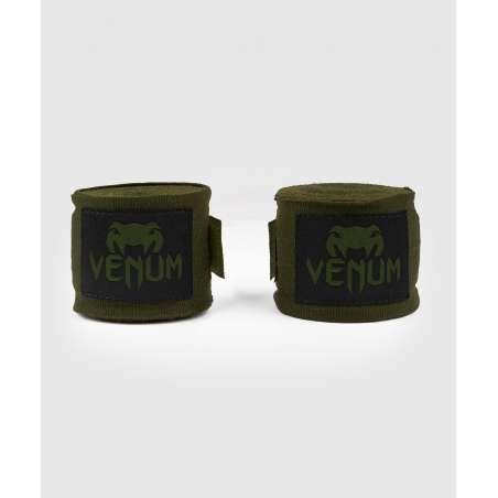 Vendas muay thai Venum kontact 4m khaki/negro