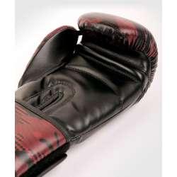 Guantes boxeo Venum defender contender2.0 negro/rojo