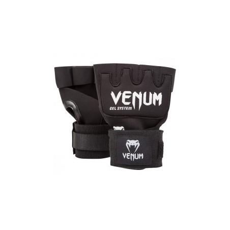 Gel Kontact Glove wraps negro