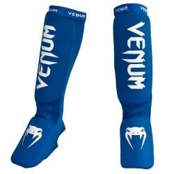 Espinillera Venum Kontact azul