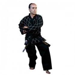 Kimono Daedo bordado Rombos