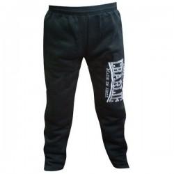 Pantalon Charlie negro algodon