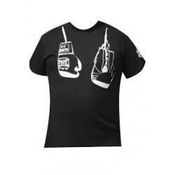 Camiseta Charlie guantes