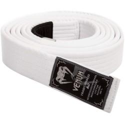 Cinturon BJJ Venum blanco BELT