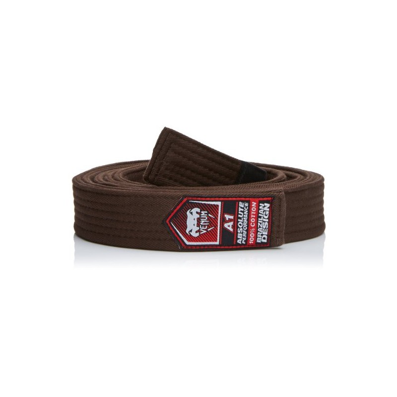 Cinturon BJJ Venum marron  BELT