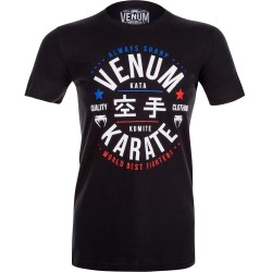 Camiseta Venum Karate Champs