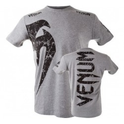 Camiseta Venum Giant GREY