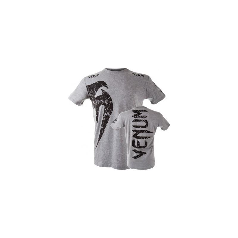 Camiseta Venum Giant  GREY