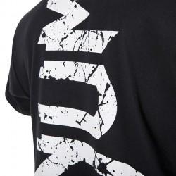 Camiseta Venum Giant  negro/negro mate