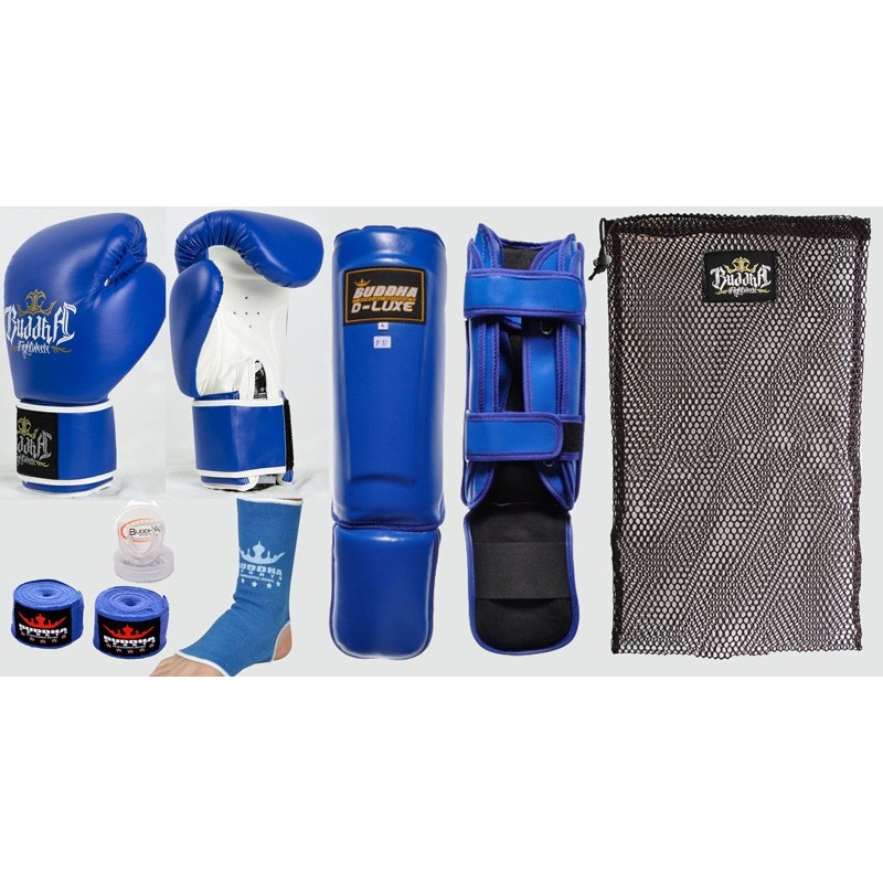 pack buddha profesional azul