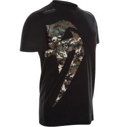 Camiseta Venum Original Giant  Jungle Camo/Blat
