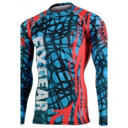 Rashguard Fixgear The Web