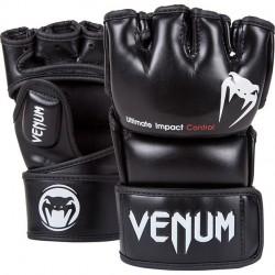 Guantillas MMA Venum Impact Negra