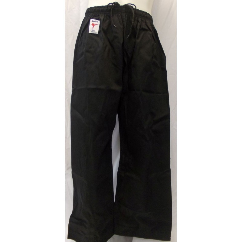 Pantalon nkl de Artes Marciales Negro