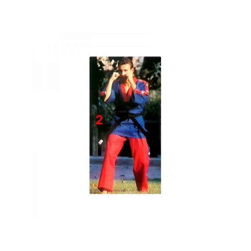 Fulltegui Tagoya azul y rojo