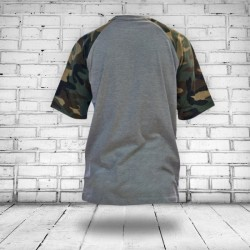 Camiseta Shark Revolver gris