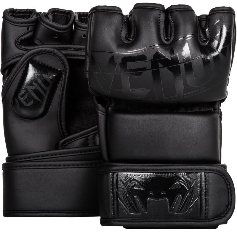 Guantillas MMA Venum Undisputed MMA 2.0 black mate