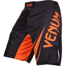 Pantalones MMA Venum Challenger black/orange