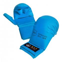 Guantillas de karate Tokaido azul