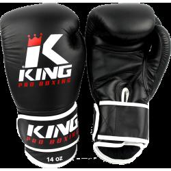 Guantes King pro boxing KPB / BG3 Negro
