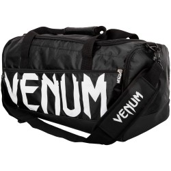 Bolsa Venum Sparring black white