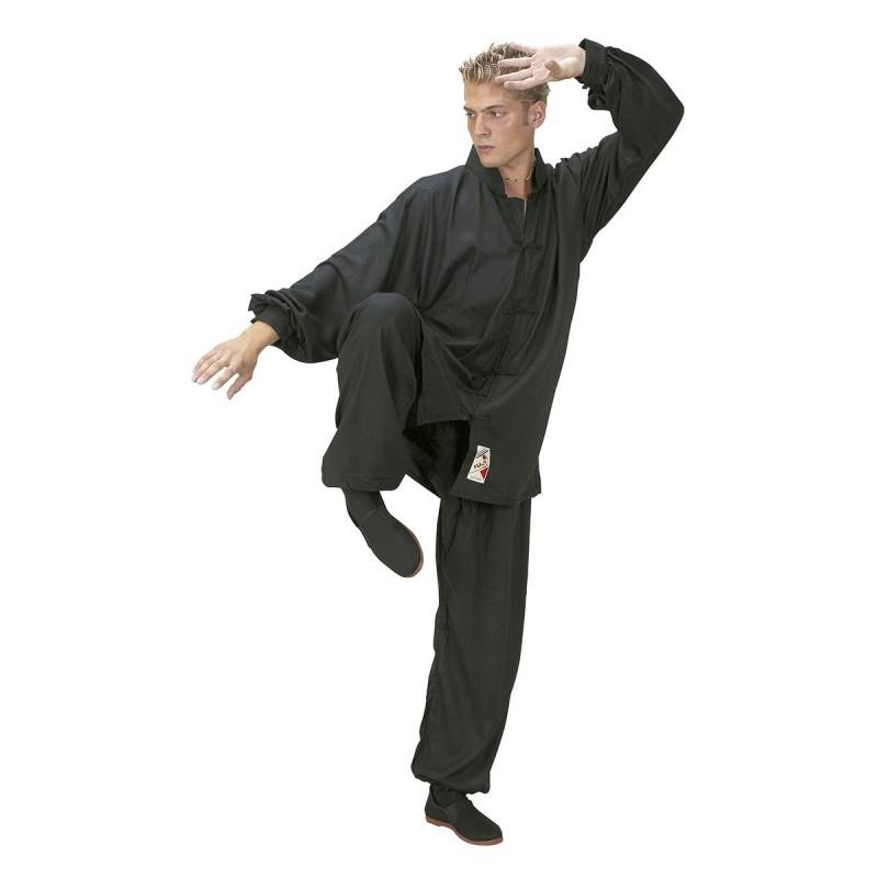 Kimono de taichi Fuji 10830 negro