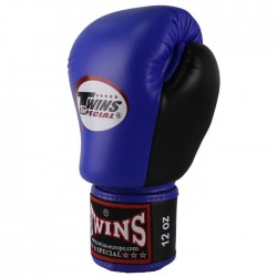 Guantes de boxeo Twins Bgvl 3 blue black