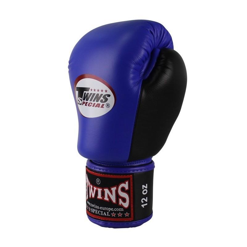 Guantes de boxeo Twins Bgvl 3 blue black