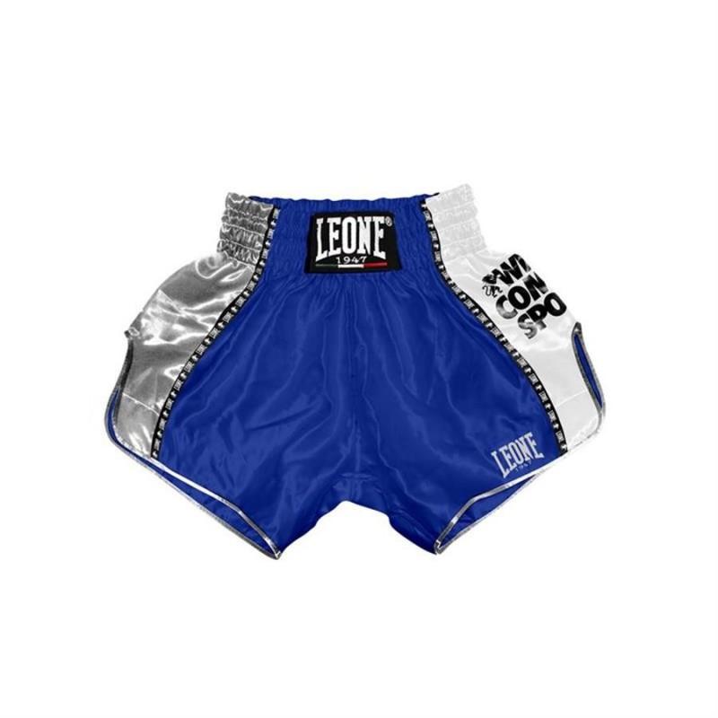 Shorts Muay thai AB760 Leone azul