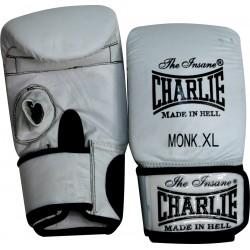Guantillas de Saco Charlie Monk blanca