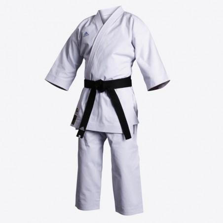 Kimono karate Adidas Champion blanco k460J