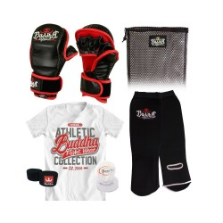 Pack MMA Buddha Amateur Negro