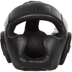 Casco boxeo Venum Challenger 2.0 Black/Black