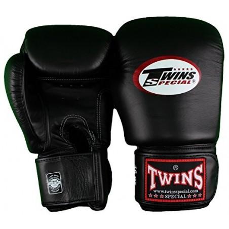 Guantes boxeo  Twins BGVL  Negro