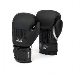 Guantes Leone 1947 Black & White color negro