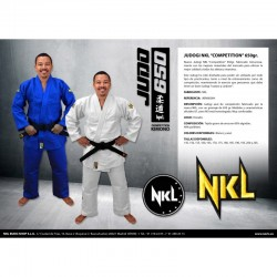 Judogui Nkl competition blanco DS