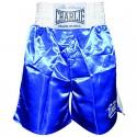 Pantalones de boxeo Charlie liso azul