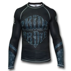 Rasguard MMA Pride or Die Reckless Paisley