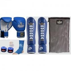 Pack de boxeo Buddha Deluxe azul