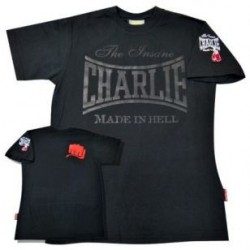 Camiseta Charlie Black