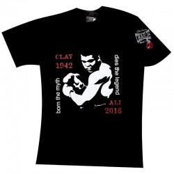 Camiseta Charlie Ali 1942 negra